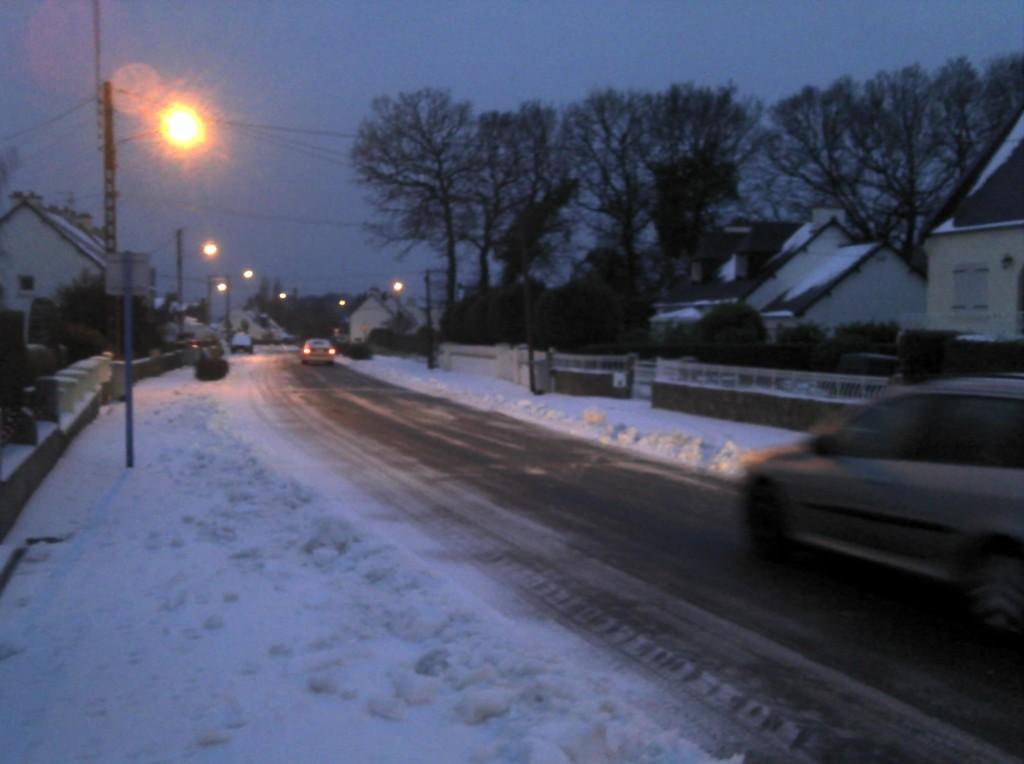 Snow, 18/01/2013